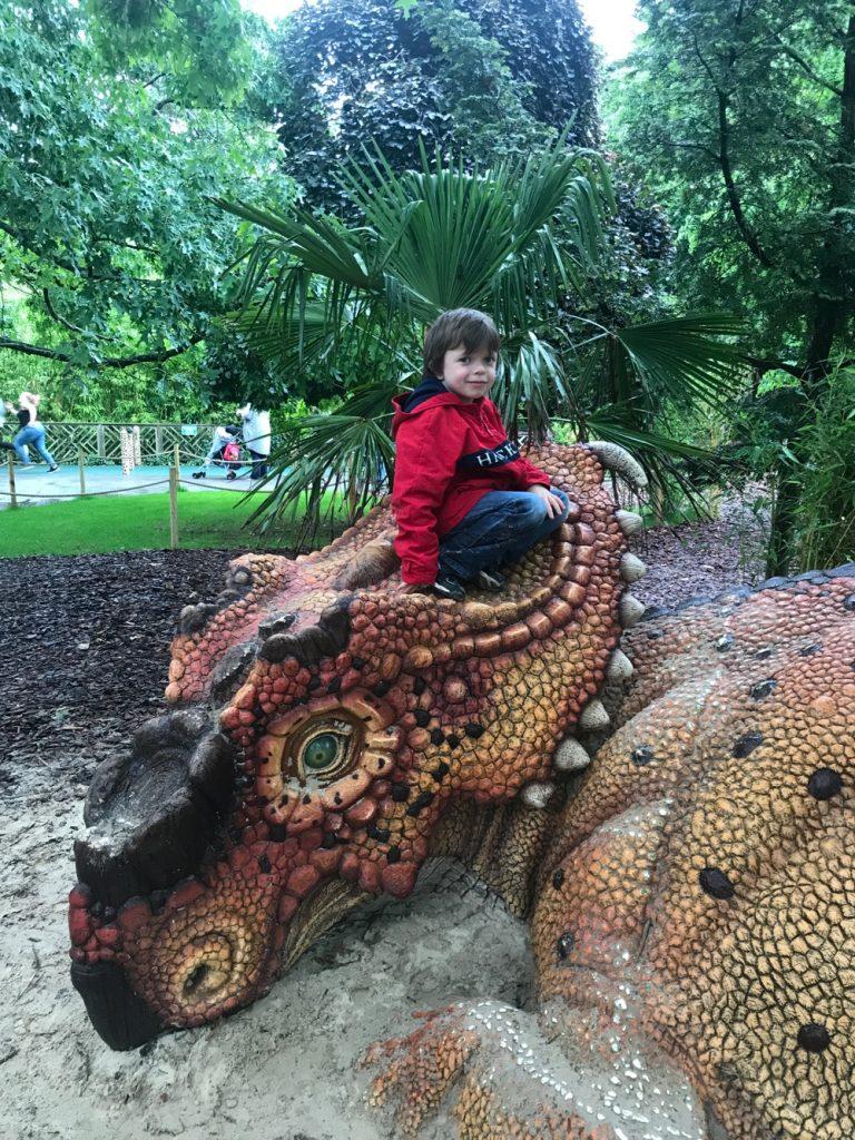 Bristol Zoo Gardens Dinomania